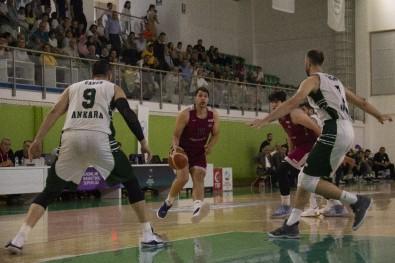 Erkekler Basketbol 1. Lig Açıklaması OGM Ormanspor Açıklaması 66 - Sigortam.Net İTÜ BB Açıklaması 60