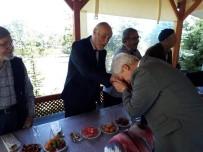 İBRAHIM ÖZKAN - Bakan Yardımcısı Koca, Huzur Evi Sakinlerini Ziyaret Etti