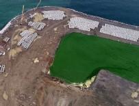 HAVA ULAŞIMI - Denize İkinci Havalimanında Çalışmalar Tam Gaz Sürüyor