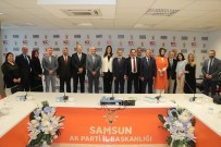AKİF ÇAĞATAY KILIÇ - AK Parti Bayramı Dolu Dolu Geçirdi
