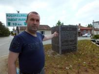 MUZAFFER YALÇIN - Sultan Abdülaziz'in Başpehlivanının Heykelinin Kaldırılmasına Tepki