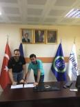HÜSEYIN KOÇ - Büyükşehir'in Efeleri Cansın'la Güçlendi