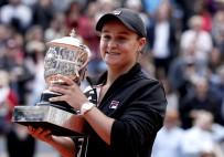 MIAMI - Fransa Açık'ta Kadınlarda Şampiyon Ashleigh Barty
