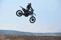 Gönen'de Motosikletler Kıran Kırana Yarışacak