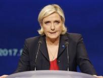MARİNE LE PEN - Le Pen'den Konya'da 'milli marş' tepkisi
