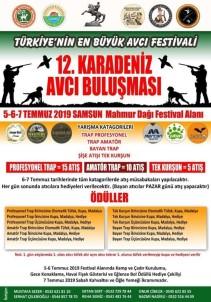 Türkiye'nin En Büyük Avcı Festivali Samsun'da Gerçekleşecek