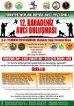 MAHMUR - Türkiye'nin En Büyük Avcı Festivali Samsun'da Gerçekleşecek
