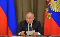 KREMLİN SARAYI - Putin Ve Zelenskiy Ukrayna'nın Doğusu İçin Görüştü