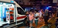 BARBARA - Antalya'da Alkollü İngiliz Kadın Ortalığı Birbirine Kattı