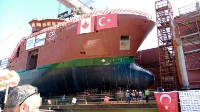 Bakan Varank Gemi İndirme Törenine Katıldı