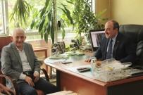 DTSO Başkanı Şahin, Bakan'a OSB'leri Anlattı