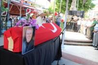 SELAHATTİN KARAAHMETOĞLU - Giresun Eski Milletvekillerinden Mehmet Ali Karadeniz Son Yolculuğuna Uğurlandı