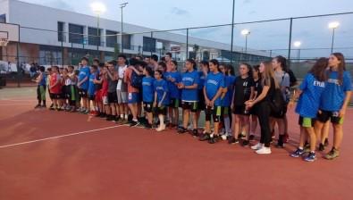 3X3 Sokak Basketbolu Turnuvası Ödül Töreniyle Sona Erdi