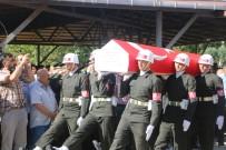 ABDULLAH DEMIR - Kıbrıs Gazisi Dursun Türkmen Son Yolculuğuna Uğurlandı