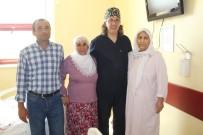 MİDE KANSERİ - Mardinli Kanser Hastası Kadın Diyarbakır'da Şifa Buldu