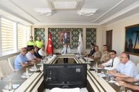 Trafik Değerlendirme Toplantısı Yapıldı