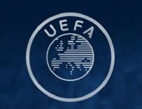 UEFA - UEFA'dan Sarvan İle Ilgaz'a Görev