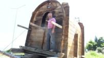 Edremit'te Asırlık Dev Buğday Ambarı İlgi Gördü