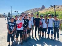 MARMARA EREĞLISI - Trakyalı Öğrenciler Van Kalesi'ni Gezdi