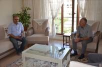 Başkan Özacar'dan Nijerya'da Kaçırılan Kaptanın Ailesine Ziyaret