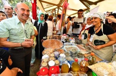 Başkan Soyer Kadifekale'de 'Üretici Pazarı' Açtı