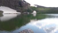 YAYLA TURİZMİ - Beytüşşebap'ta Dev Göl Keşfedildi