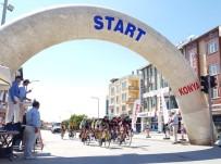 ÇATALHÖYÜK - Ilgın Kaplıca Kupası Bisiklet Yarışları Yapıldı