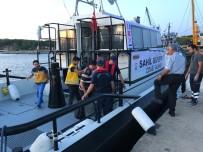 Sahil Güvenlik Botları Hastaların Yardımına Koşmaya Devam Ediyor