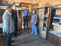 KAZIM ÖZALP - Vali Yazıcı, Müze Okulu Ziyaret Etti
