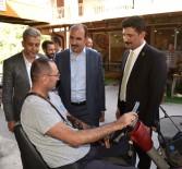 Başkan Altay Açıklaması 'Konya Birlik Ve Beraberliğiyle Türkiye'ye Örnek Bir Şehir'
