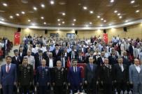 LALA MUSTAFA PAŞA - Kıbrıs Gazilerine Madalyaları Verildi