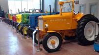 (Özel) 135 Yıllık Traktörler Bu Müzede Sergileniyor