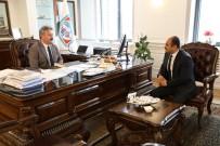 Palancıoğlu, 'Komşu İlçelerde Hizmette Ve Yatırımlarda Bütünlük Önemli'
