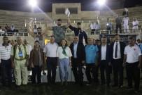 ALI ERDOĞAN - Türkiye Aba Güreşi Şampiyonası Başpehlivanı Ömer Yavuz Oldu