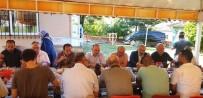 REGAİP AHMET ÖZYİĞİT - Vali Ersoy, Kahvaltıda Vatandaşlarla Buluştu