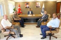 ADNAN YıLMAZ - İl Genel Meclis Başkanı Yıldız Ve Meclis Üyelerinden Başkan Gültekin'e Ziyaret