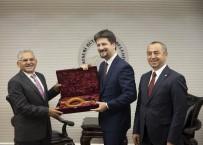YAYLA TURİZMİ - Macaristan'ın Ankara Büyükelçisi Victor Matis, Başkan Büyükkılıç'ı Ziyaret Etti