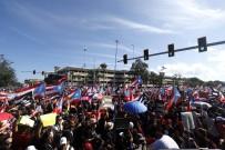 RICKY MARTIN - Porto Riko'da Yüz Binler Valinin İstifasını İstiyor