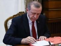 TALIM VE TERBIYE KURULU - Cumhurbaşkanı Erdoğan'ın imzasıyla 4 Bakanlıktaki kritik atamalar