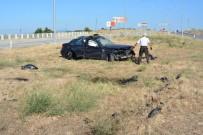 Çanakkale'de Trafik Kazası Açıklaması 8 Yaralı