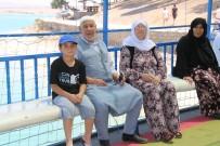 Yaşlılar Bozova'ya Çıkarma Yaptı