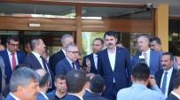 Çevre Ve Şehircilik Bakani Murat Kurum Niğde'de