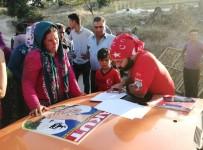 SARA KRİZİ - Kaybolan Kadını 100 Kişilik Ekip 9 Saatte Buldu