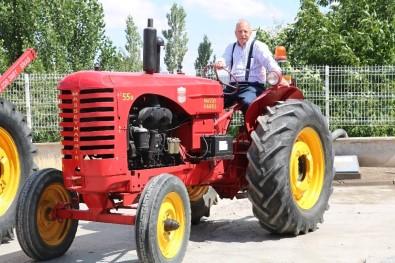 Marshall Yardımı Traktöre Gözü Gibi Bakıyor