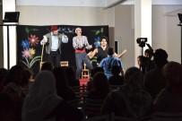 TURNE - Tepebaşı Belediyesi Gençlik Tiyatrosu Kırsaldaki Çocuklarla Buluştu
