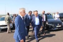 UĞUR AYDEMİR - Ulaştırma Ve Altyapı Bakanı Turhan, İzmir-İstanbul Otoyolunu İnceledi