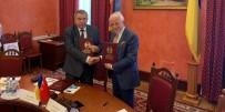 CEM ZORLU - NEÜ, Ukrayna'da 2 Üniversite İle Protokol İmzaladı