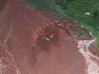MANGO - Çin'deki Toprak Kaymasında Ölü Sayısı 38'E Yükseldi