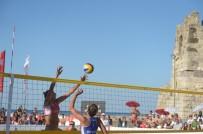 KUMKAPı - Sinop'ta 2019 TVF Pro Beach Tour sona erdi