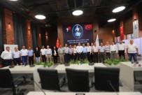 HASAN ÖZDEMIR - Pamukkale Kent Konseyi Delege Seçimi Yapıldı